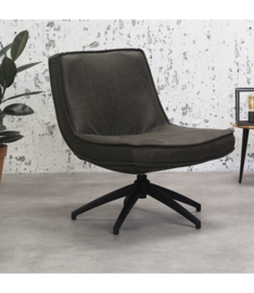 De industriële fauteuil Tommy