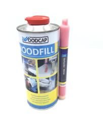 Woodfill Houtrenovatie Wit