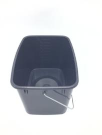 Verfemmer 10 Liter Zwart