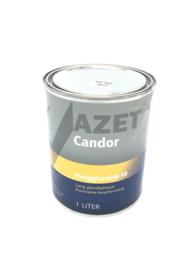 Azet Candor Hoogglanslak SB Wit 1 Liter