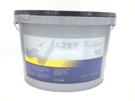 Azet Spack Coat muurverf 10 Liter Wit