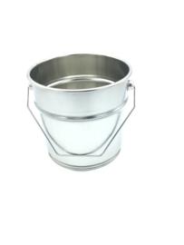Verzetblik conisch stapelbaar 2.5 Liter