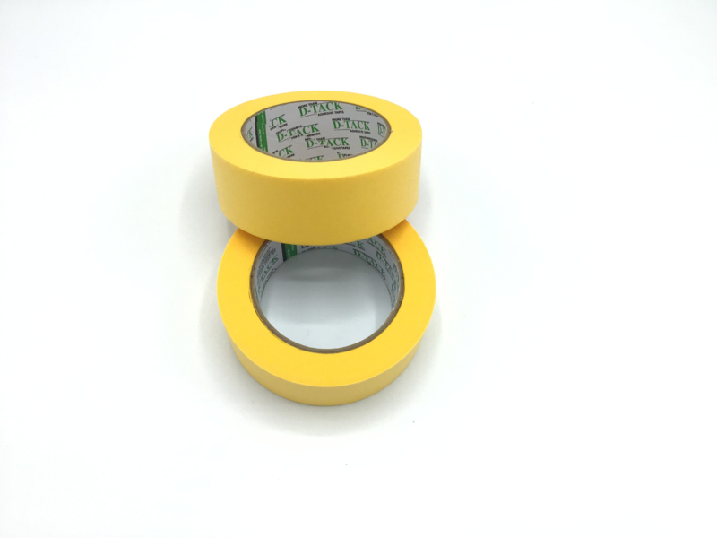 Tape gold 38mm 50 Meter