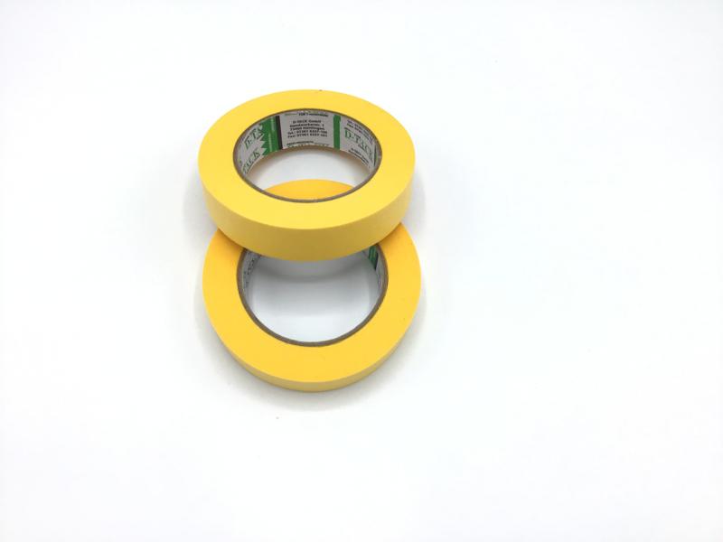 Tape gold 25mm 50 Meter