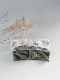 Suki haarbandje dried flowers