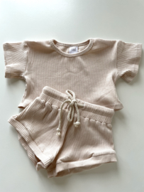 !NEW! Two piece set - Naturel