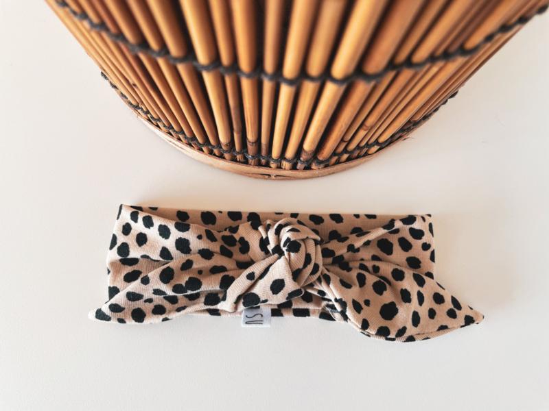 Suki haarbandje cheetah