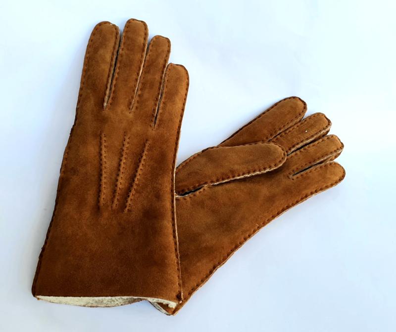 Schapenwollen handschoenen