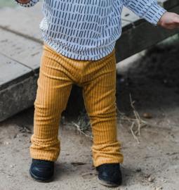 Rib legging mogelijk in 2 kleuren