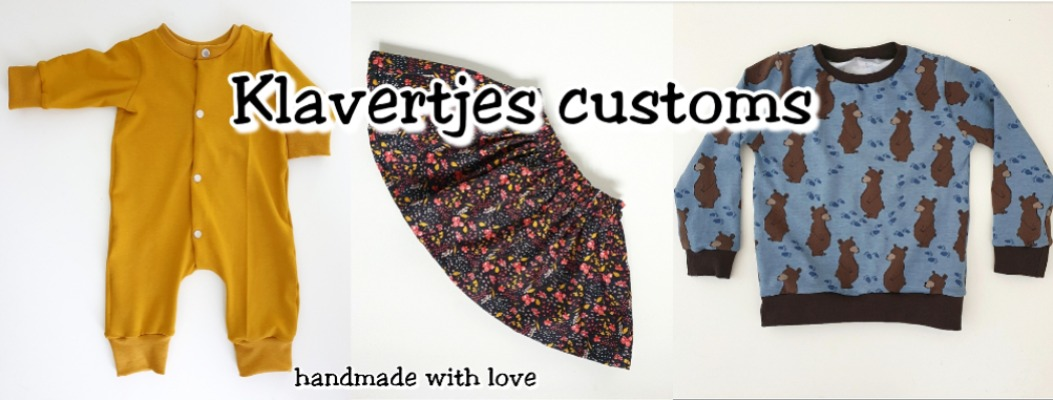 Klavertjes customs