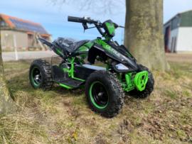 Elektrische mini Quad 800W Groen