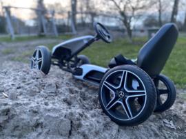 Mercedes-Benz skelter Wit