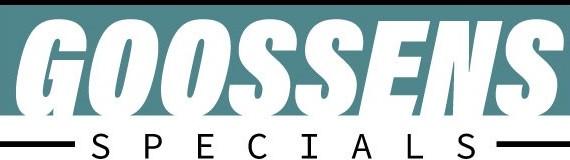 Goossens-specials