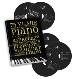 5CD / 75 Years Ysaÿe & Queen Elisabeth PIANO Competition