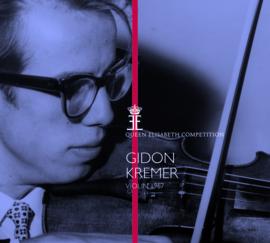 3CD / Gidon Kremer - Edith Volckaert - Yuzuko Horigome