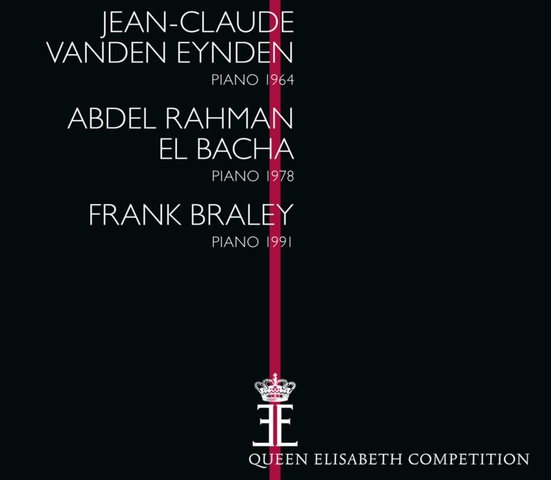 3CD / Jean-Claude Vanden Eynden - Abdel Rahman El Bacha - Frank Braley