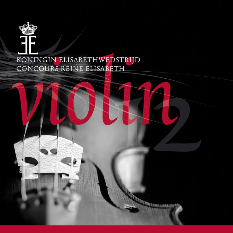 CD Violon 2012