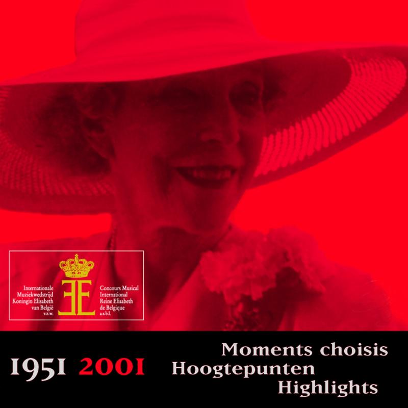 3CD / Moments Choisis 1951>2001