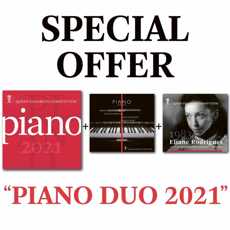 Piano Duo 2021 (speciaal aanbod)