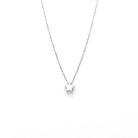 Karma - Necklace Star Sterling Silver