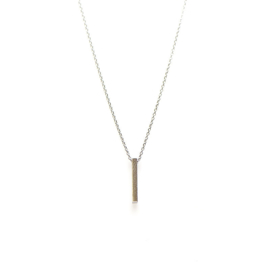 Karma - Necklace Tube Vertical