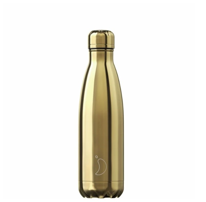 Chilly's Bottle - Gold 500ml