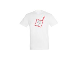 T shirt - A juice box saved my life