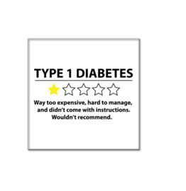 tegel - Type 1 diabetes