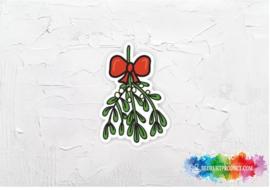 Mistletoe 2 sticker