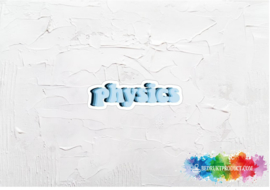 Physics 2 sticker