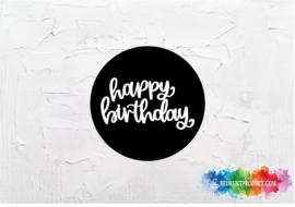 Happy Birthday 2 sticker