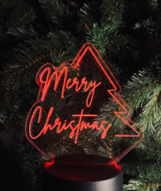 Merry Christmas led-lamp