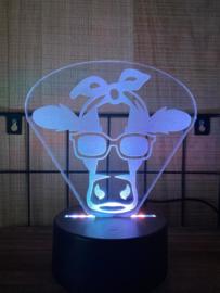 Koe ledlamp