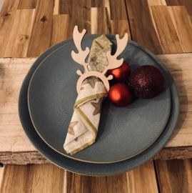 Rudolph servetten houder