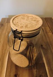 Pot keuken ontwerp