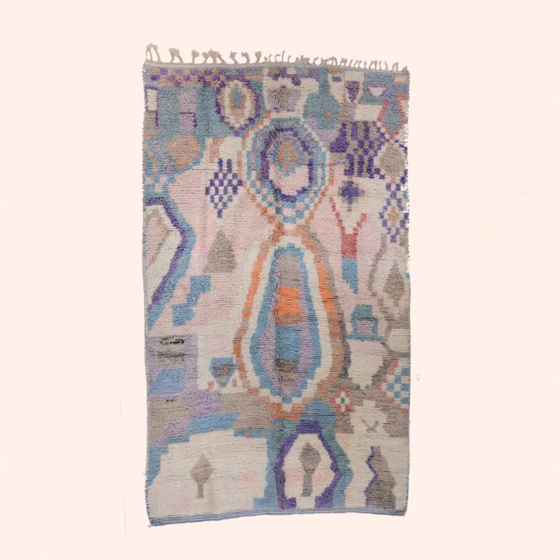 Vloerkleed Boujaad #4 - 280x160cm