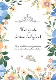 Grote kleine babyboek