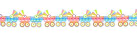 Slinger van kinderwagens