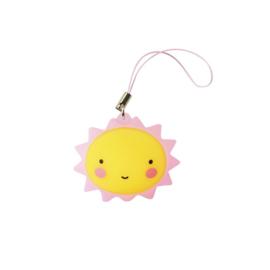 Hangertje zon