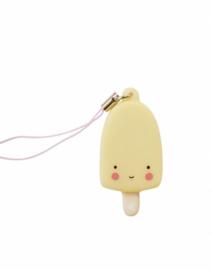 Hangertje ijsje (geel)