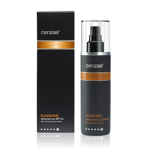 Cenzaa Advanced Sun Spray SPF 50