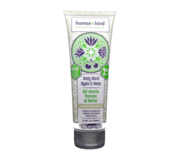 Human + Kind Shampoo body wash Aplle Herbs Vegan