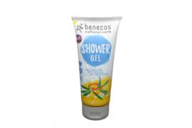Benecos Natural Shower Gel Sea Buckthorn Orange 200 ml