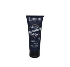 Benecos For Men Only Shaving Cream
