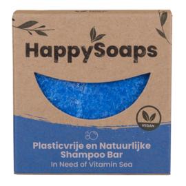 HappySoaps In Need of Vitamin Sea Shampoo Bar