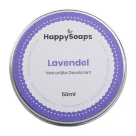 HappySoaps Natuurlijke Deodorant Lavendel