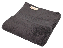 Handdoek Antraciet 50x100 GOTS