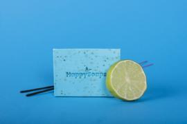 HappySoaps Body Bar - Bergamot en Wierook