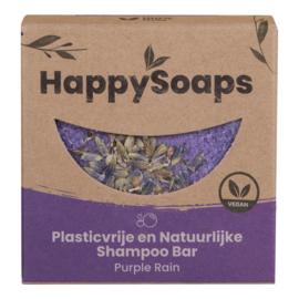 HappySoaps Shampoo Bar Purple Rain