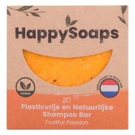 HappySoaps Shampoo Bar Fruitful Passion